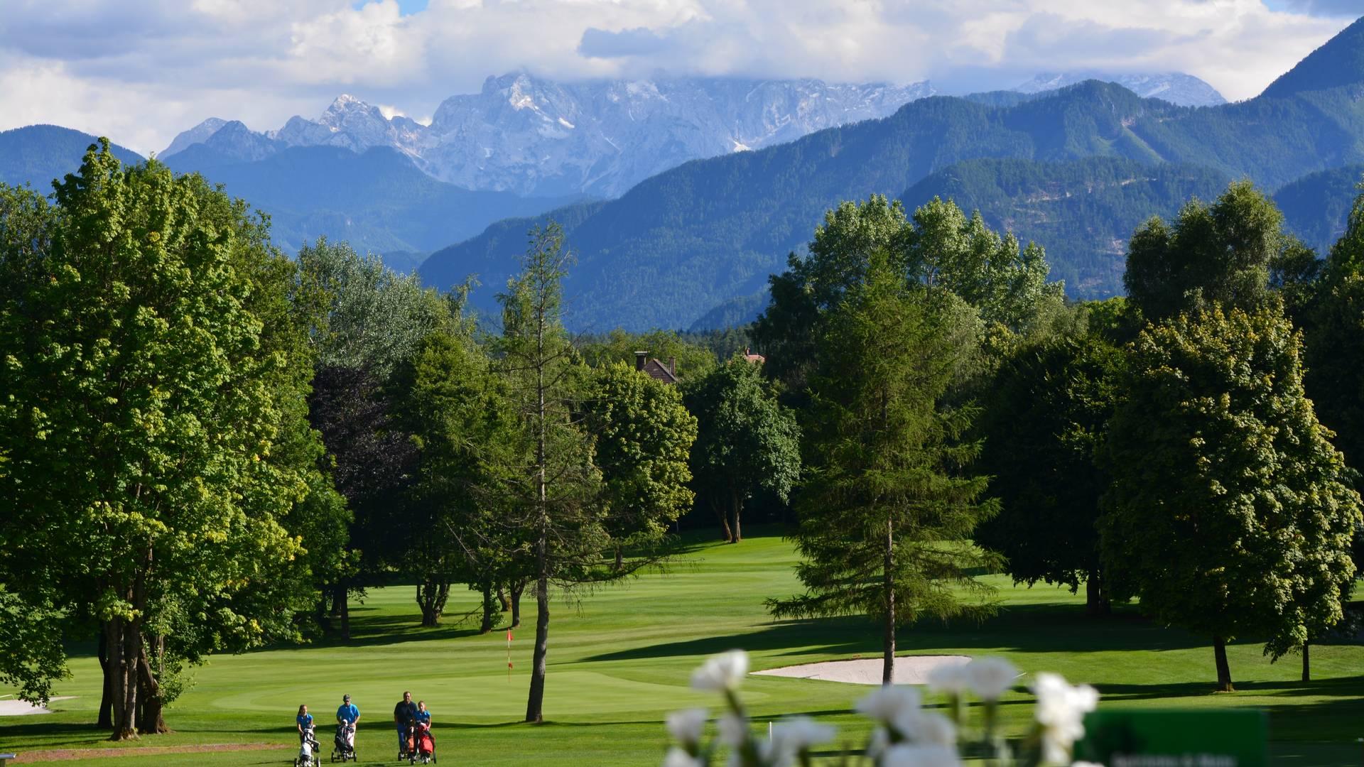 <p>Golf in Kärnten, Golfland, Golfland Kärnten, Golfclub Klopeiner See</p>