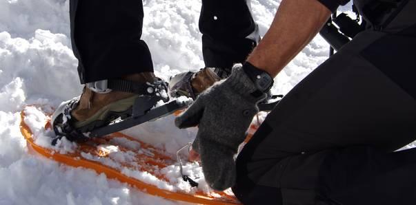 Schneeschuhwandern im Nationalpark Hohe Tauern
