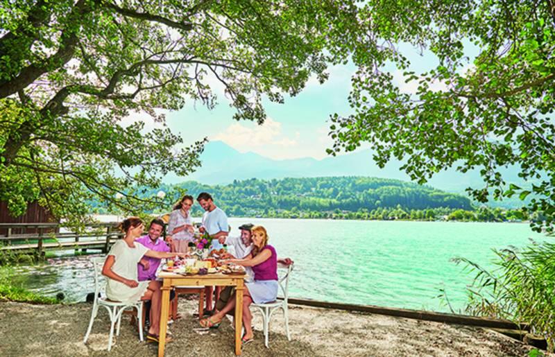 Kulinarik in Kärnten, Faaker See