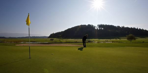 Golf in Kärnten