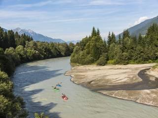 Draupaddeln – Kanu Wandern auf der Drau   geöffnet bis Ende Oktober