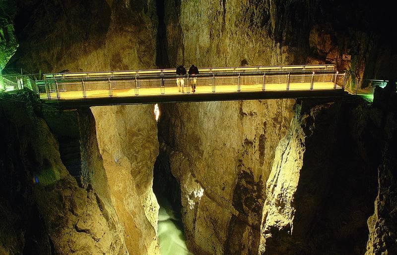 10 Geheimtipps, Škocjanske jame c Borut Lozej, Javni zavod Park , Slovenija