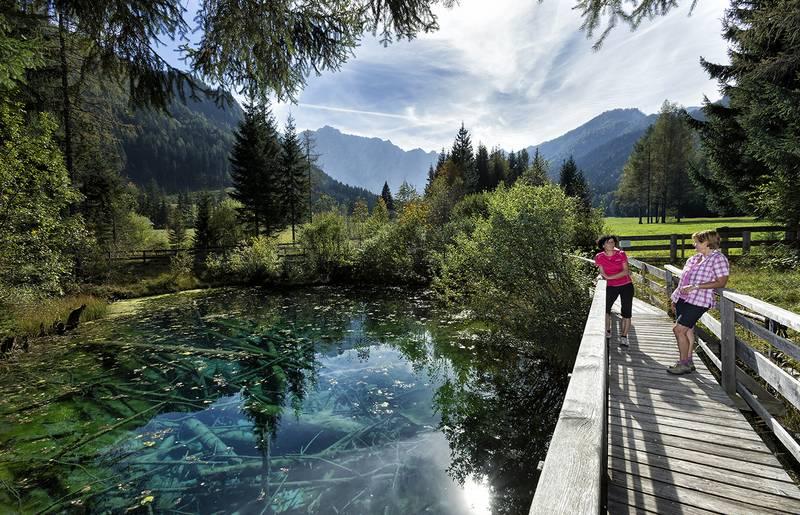 <p>Carnica Region Rosental, Meerauge Bodental</p>