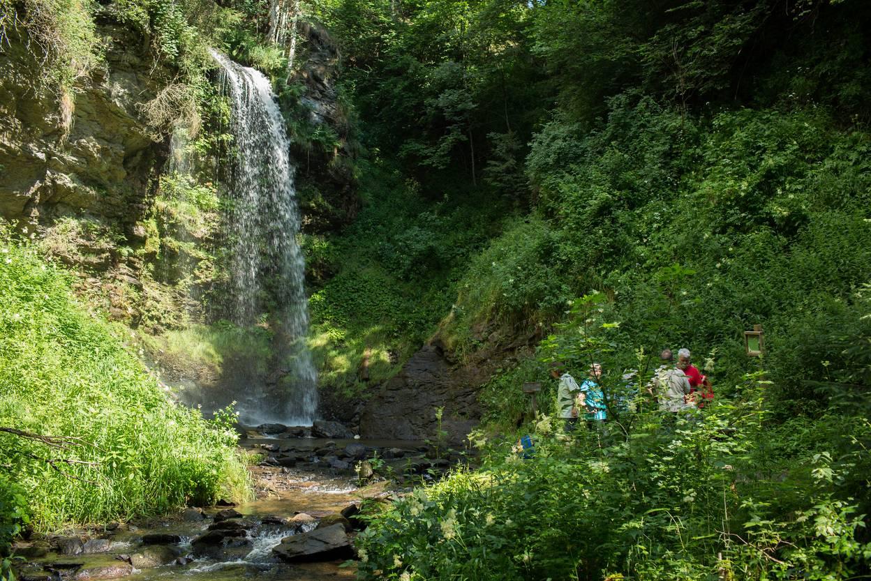 Liebenfels Wasserfall