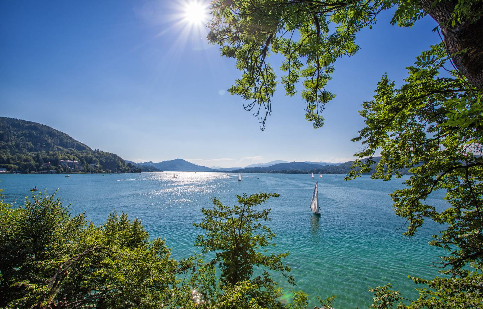 <p>Woerthersee</p>
