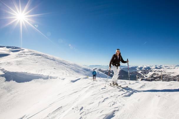 Falkert Skitour