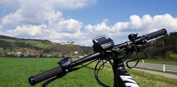 Radtouren mit dem E-Mountainbike in Mittelkärnten