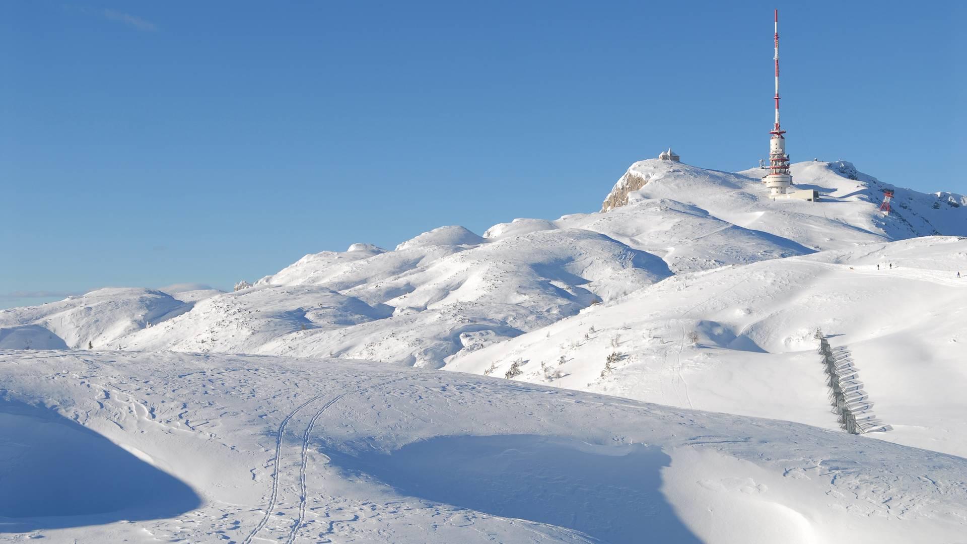 Wintergenuss am Dobratsch in der Region Villach