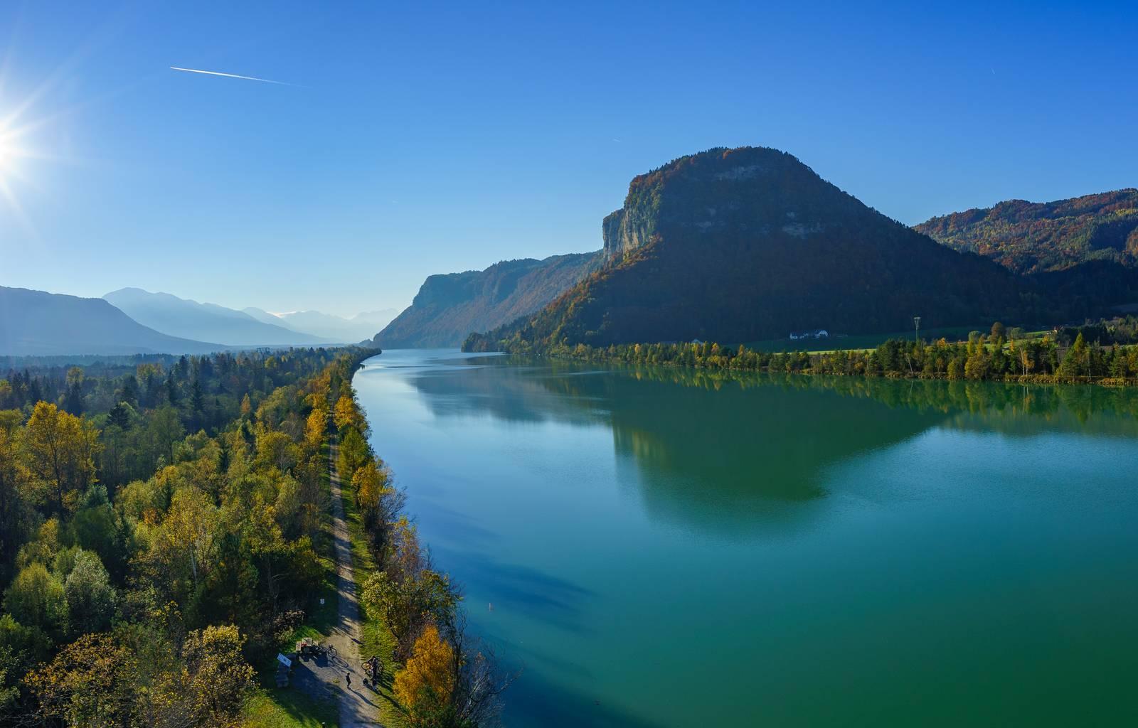 <p>Carnica Region Rosental, Drauradweg</p>