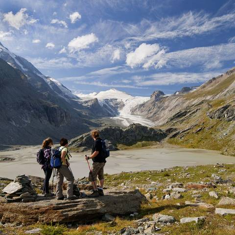 Alpe-Adria-Trail Nationalpark Hohe Tauern