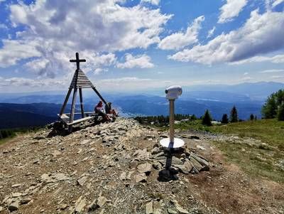 Alpe-Adria-Trail Gerlitzen Alpe