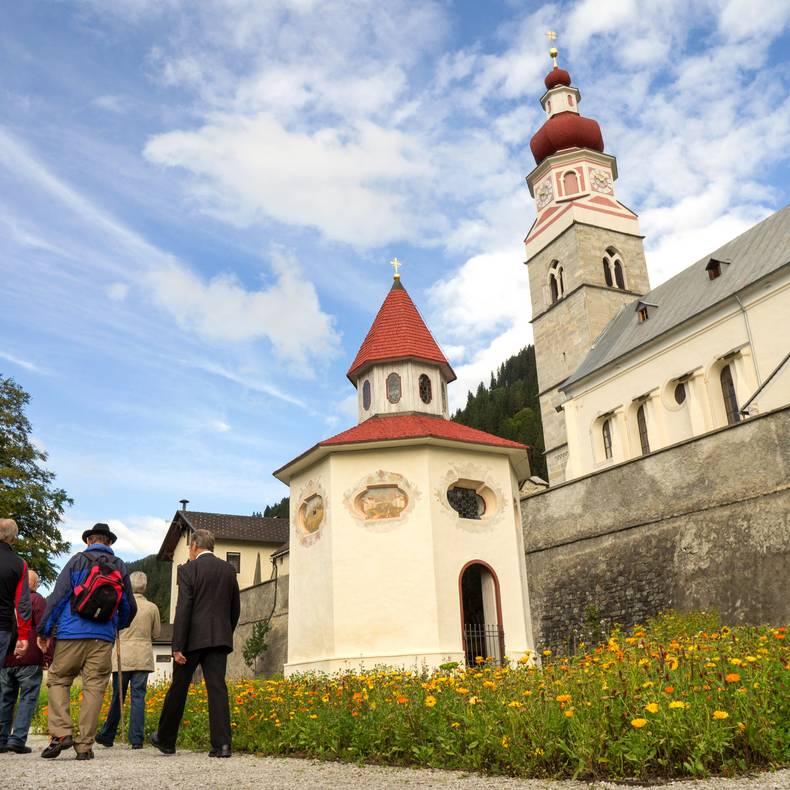 Pilgern in Kärnten, Luggau