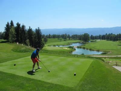 Golfen in drei Länder