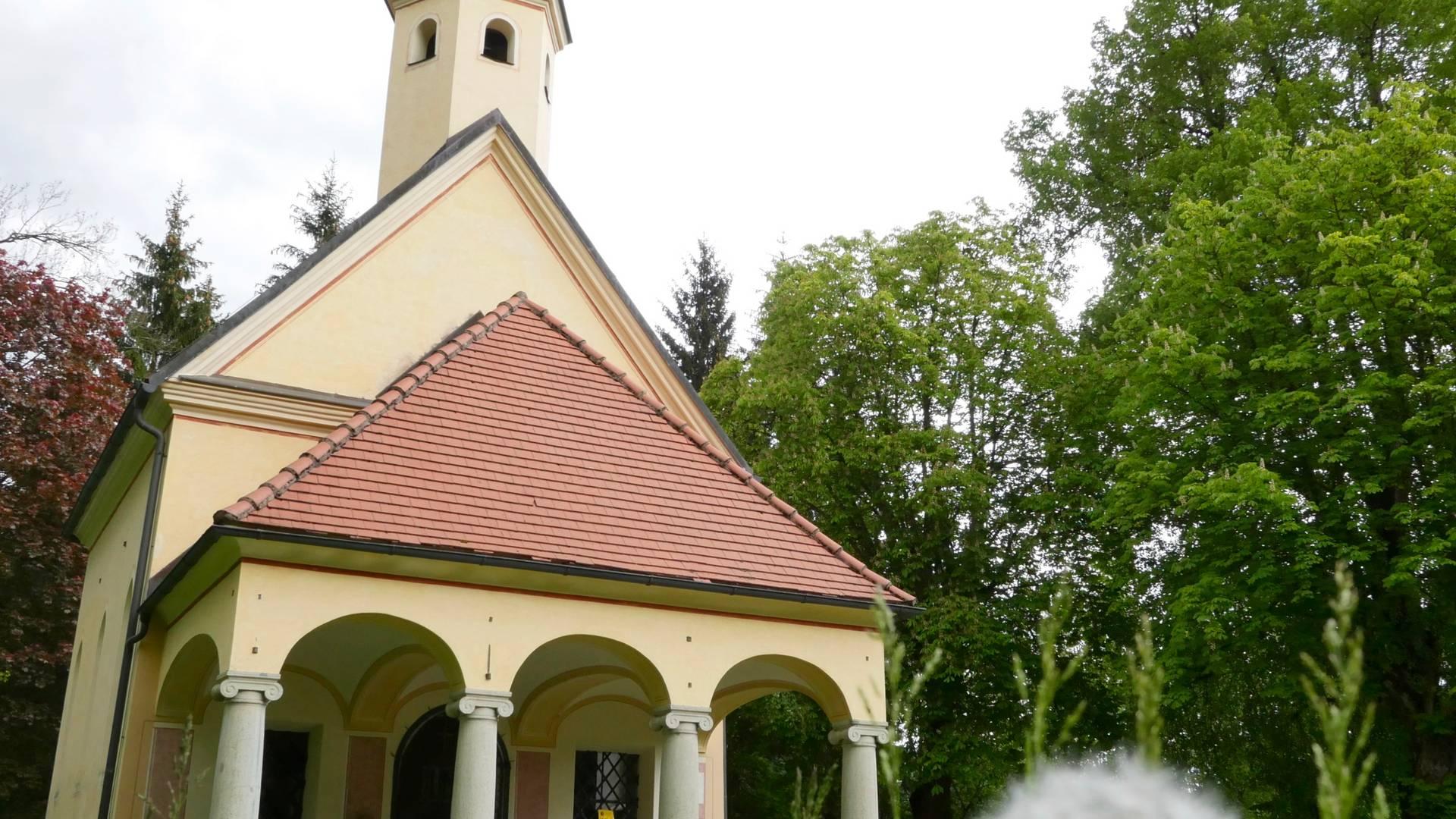 Wolschartkirche, St. Georgen am Längsee