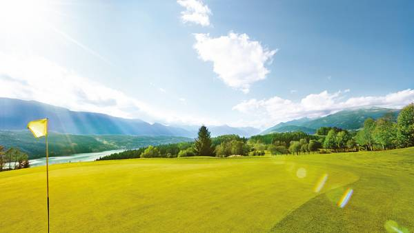 <p>Golfanlage Millstätter See</p>