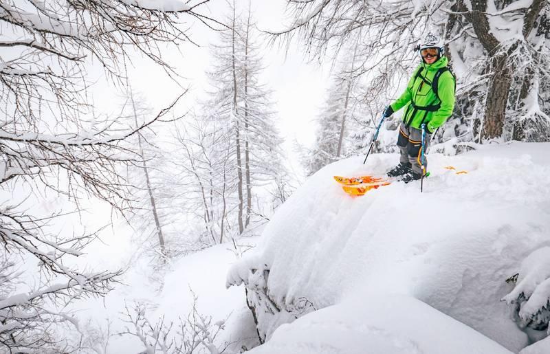Luca Tribondeau - Freestyler aus Kärnten