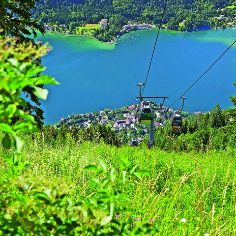 Gerlitzen Alpe - Ossiacher See