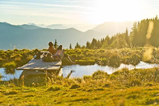 Region Millstätter See, Alpe Adria Trail