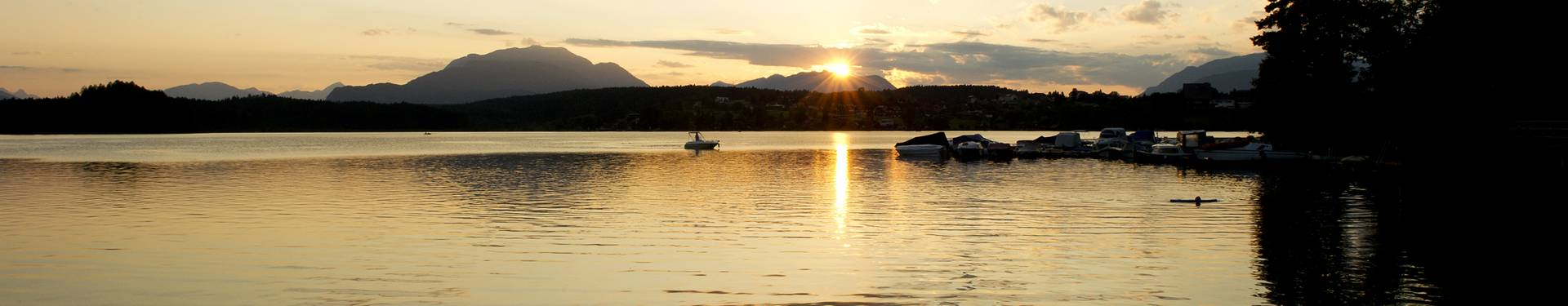 Sommer am Faakersee
