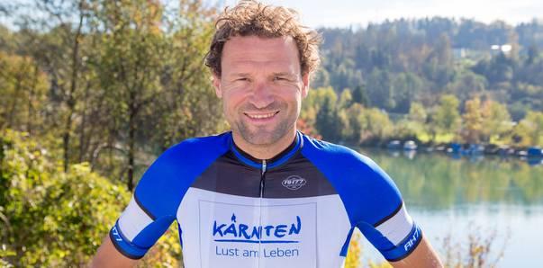 Paco Wrolich Kärntner Radsportprofi