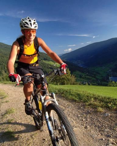 Radfahren und Mountainbiken in Kärnten