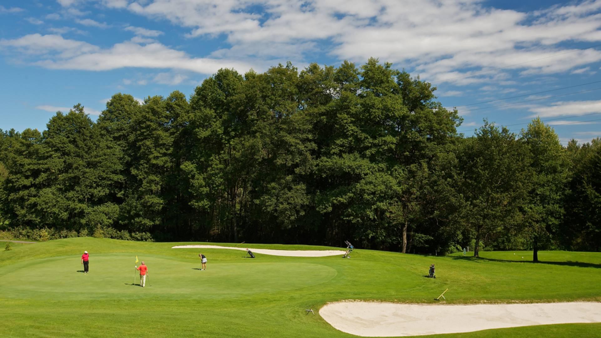 Golfen in Moosburg