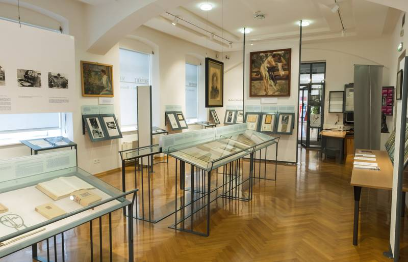 Kultur in Klagenfurt, Robert Musil Literaturmuseum
