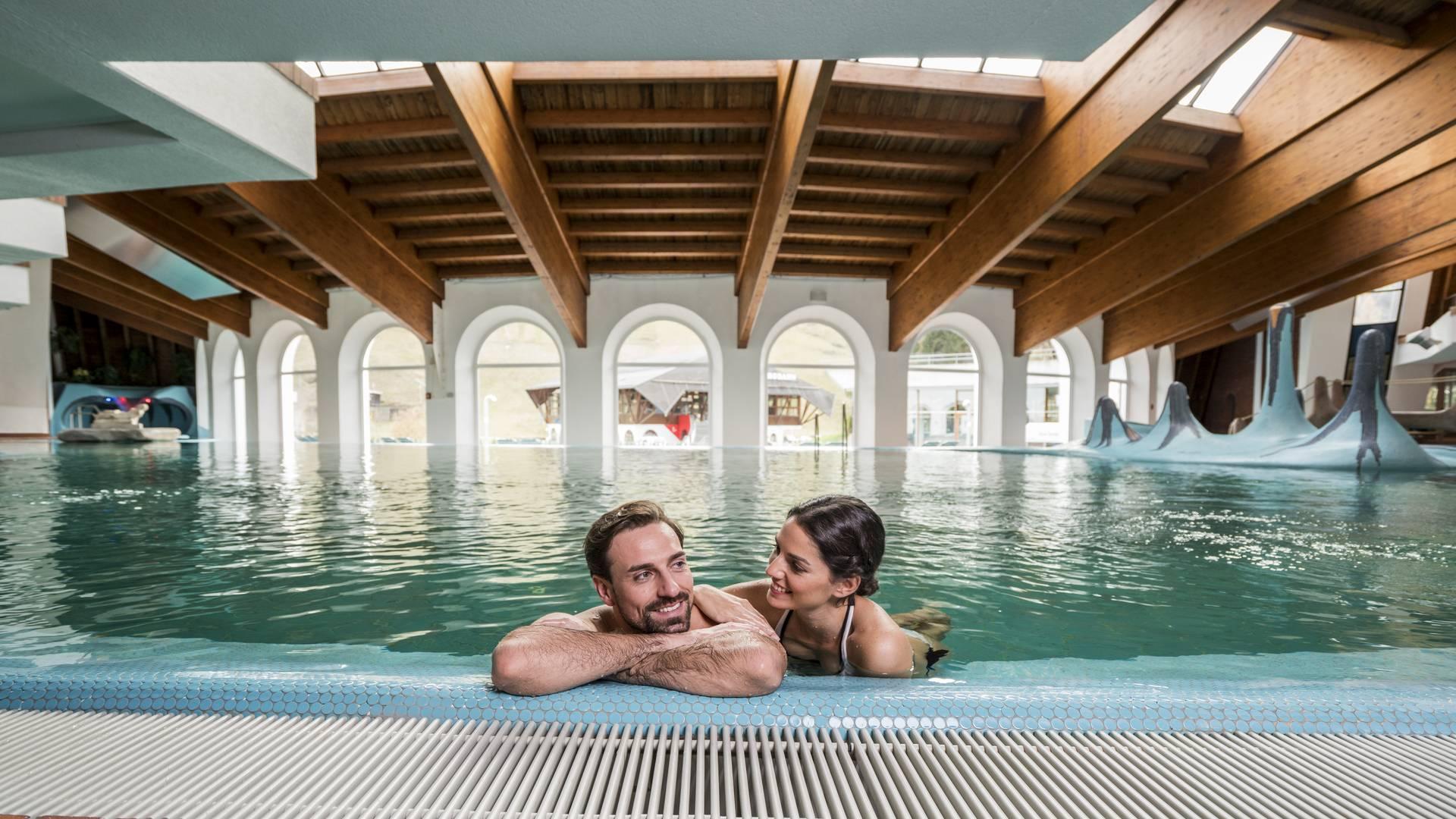 <p>Römerbad in Bad Kleinkirchheim</p>