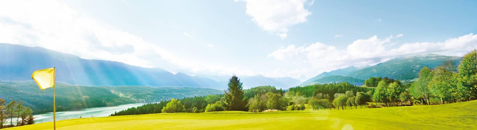 <p>Golfclub Millstaetter See</p>