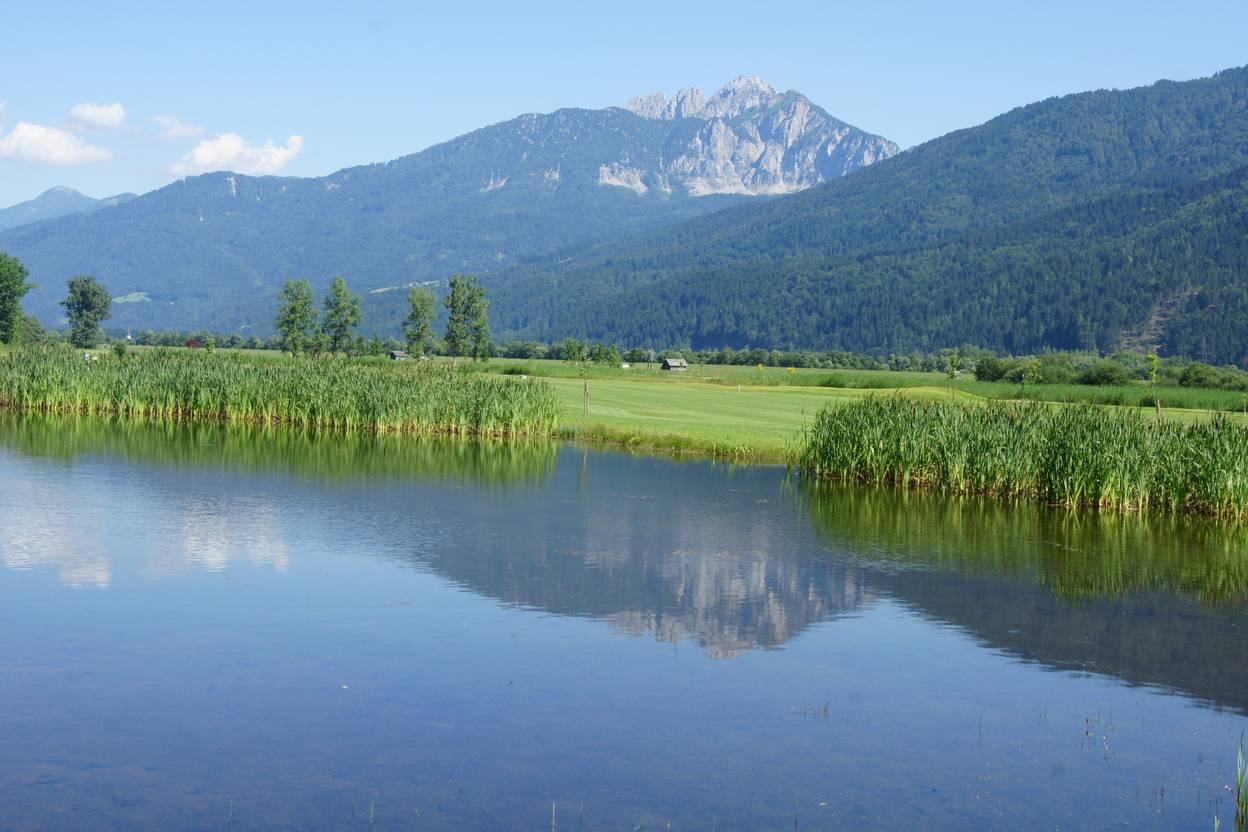 <p>Golf in Kärnten, Golfland, Golfland Kärnten, Golfclub Gailtal</p>
