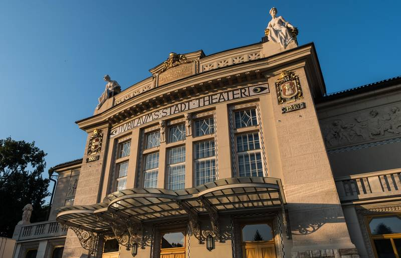 Kultur in Klagenfurt, Stadttheater Klagenfurt