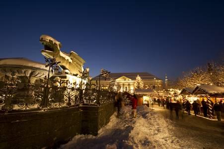 Christkindlmarkt in Klagenfurt
