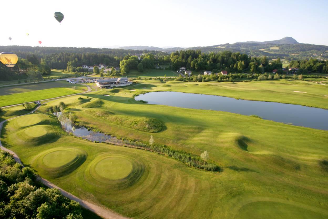 <p>Golf in Kärnten, Golfland, Golfland Kärnten, Golfclub Seltenheim</p>