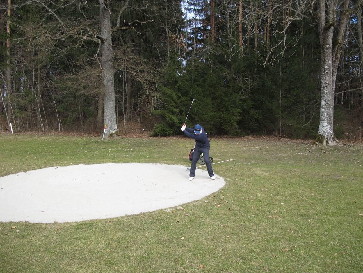 Ski und Golf, Golfpark Klopeiner See