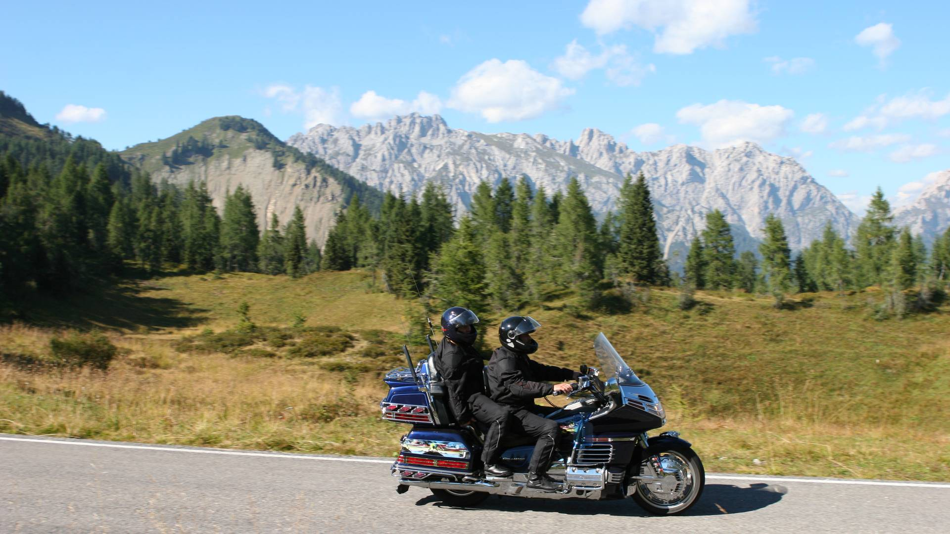 Motorradland Kärnten, Sauris Runde
