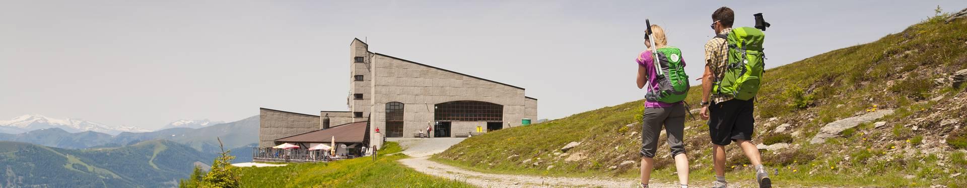 Kaiserburg Bad Kleinkirchheim