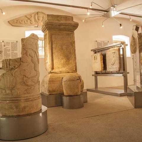 Römermuseum Teurnia in Lendorf in der Region Millstätter See