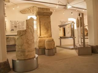 Römermuseum Teurnia   geöffent bis Ende Oktober