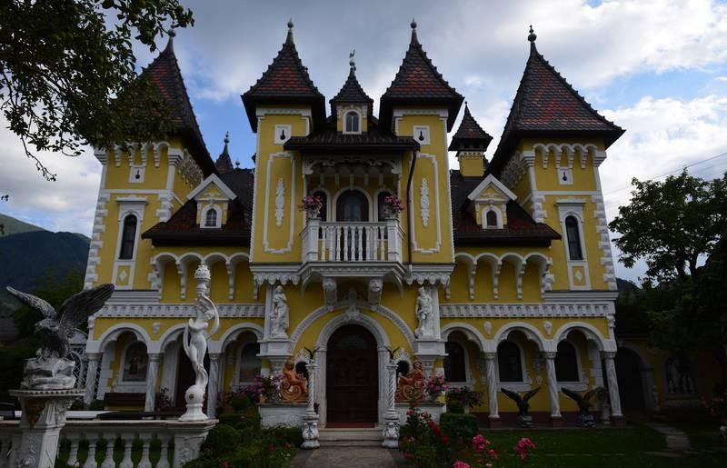 10 Geheimtipps, Schloss Elberstein