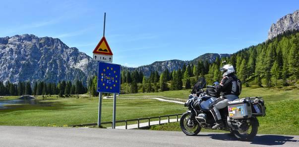 Motorradland Kärnten, Nassfeldpass