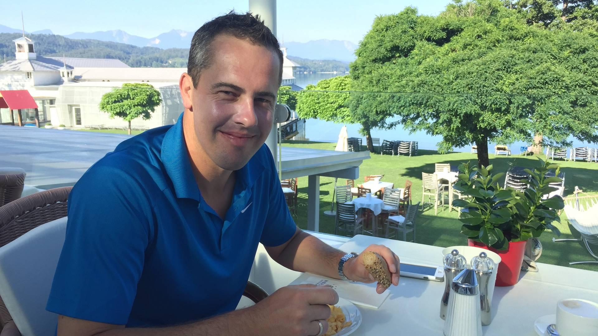 Golfen in drei Ländern, Werzer's Hotel in Pörtschach