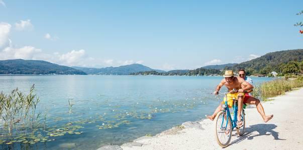 Radfahren - Geschmack der Kindheit