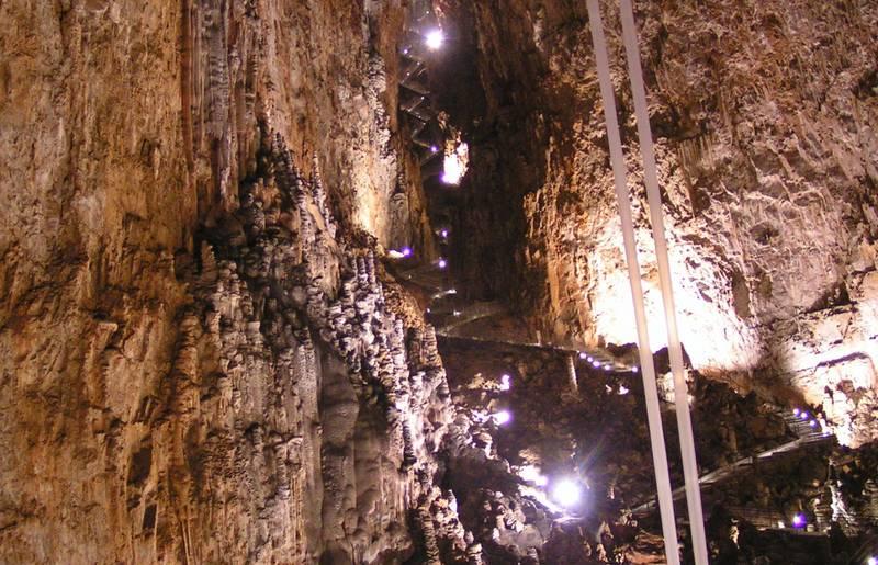 <p>10 Geheimtipps in Kärnten, Grotta Gigante</p>