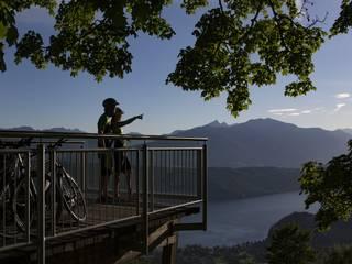 Sonnenuntergang am Sternenbalkon   ganzjährig zugänglich - Picknick buchbar bis Ende Oktober möglich (witterungsabhängig)