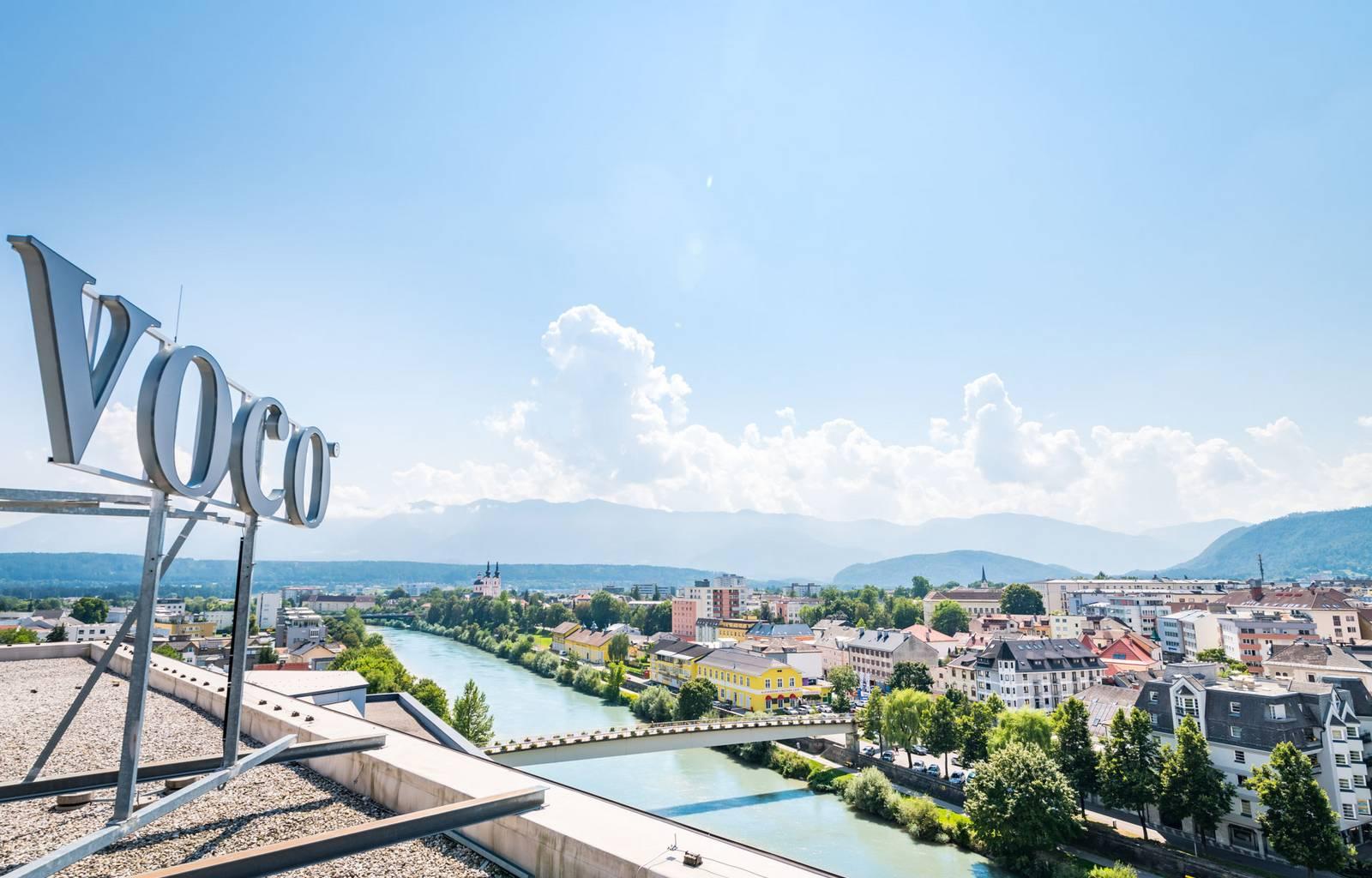 Voco Villach Panorama