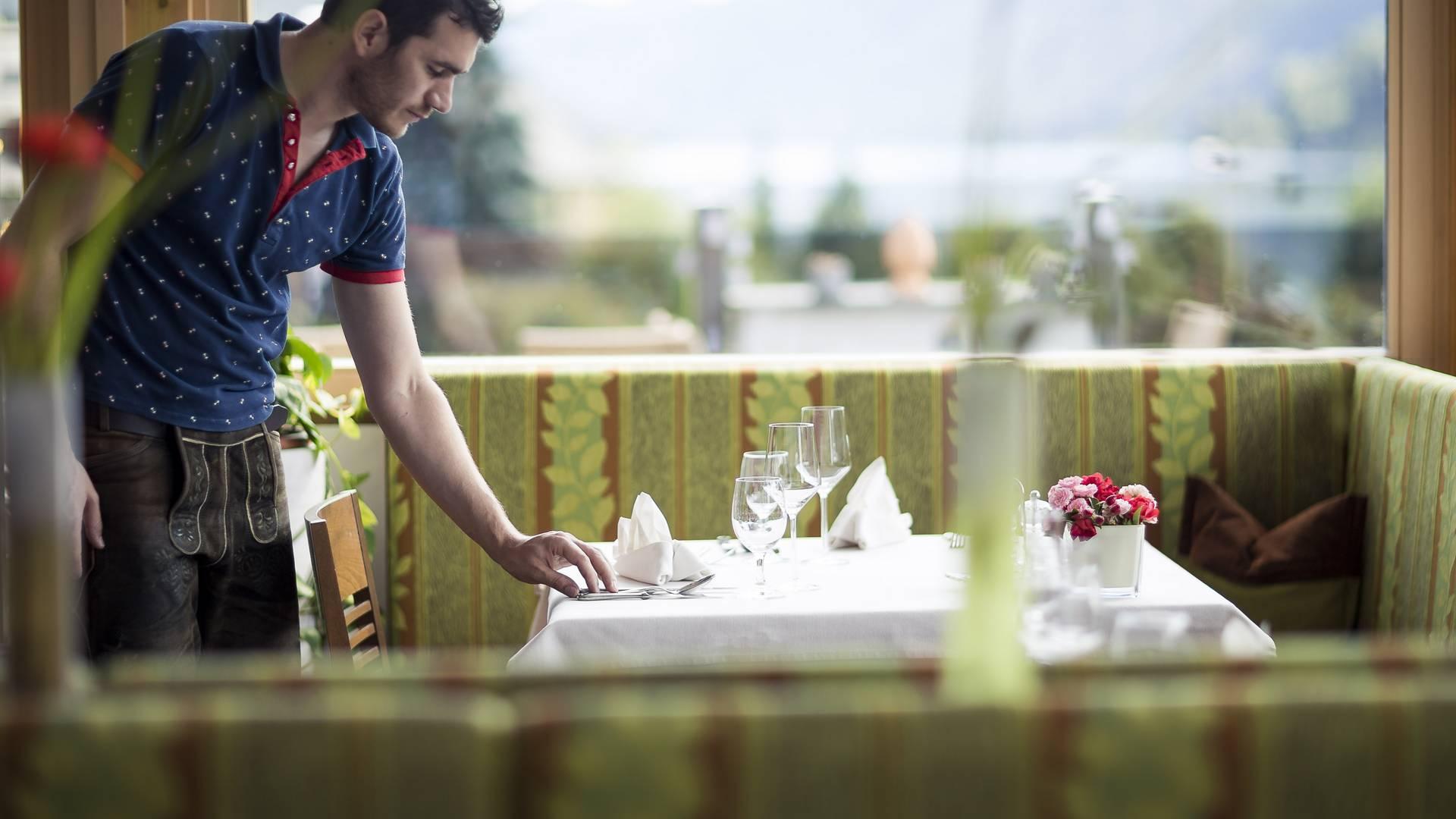 Hotel Regitnig Restaurant