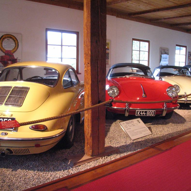 Porsche Auto Museum