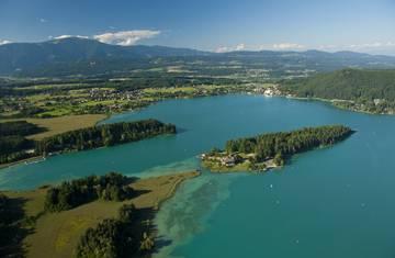 Seenschleife Etappe4 04 FaakerSee KaerntenWerbung