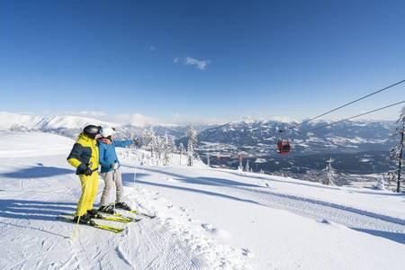 Kurz mal wegin den Skiurlaub