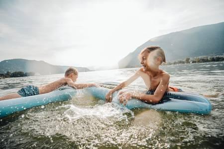 Erleben Sie den Ossiacher See